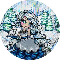 Needle Minder - Ice Princess